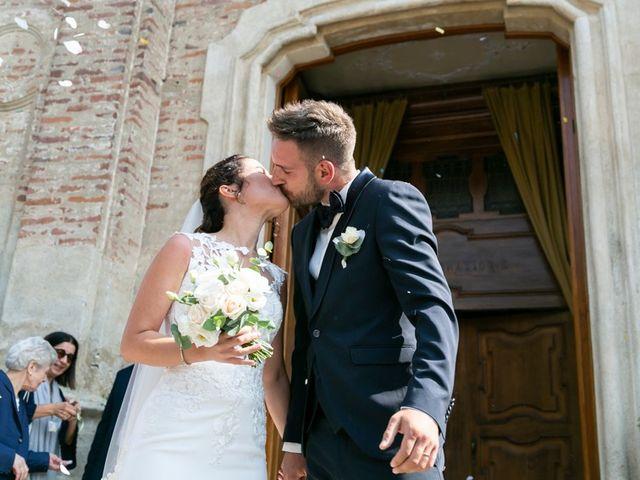 Il matrimonio di Yuri e Laura a Bereguardo, Pavia 20