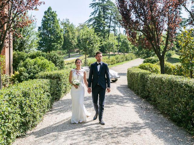 Il matrimonio di Yuri e Laura a Bereguardo, Pavia 23