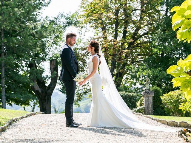 Il matrimonio di Yuri e Laura a Bereguardo, Pavia 34
