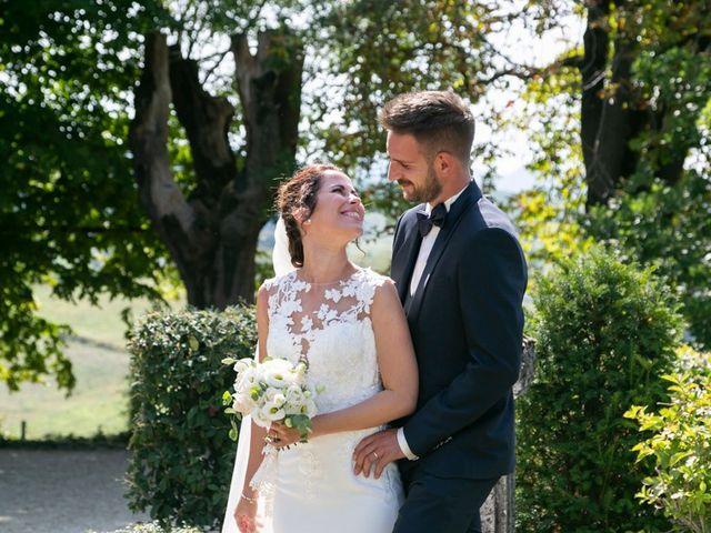 Il matrimonio di Yuri e Laura a Bereguardo, Pavia 36