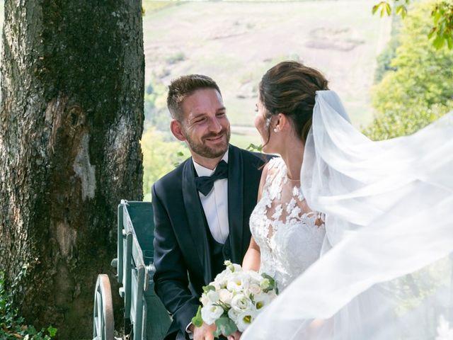 Il matrimonio di Yuri e Laura a Bereguardo, Pavia 39