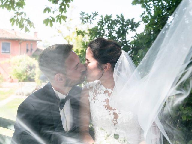 Il matrimonio di Yuri e Laura a Bereguardo, Pavia 40