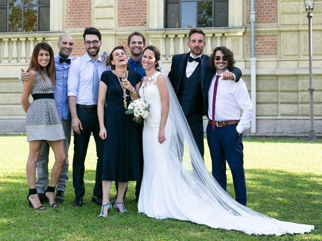 Il matrimonio di Yuri e Laura a Bereguardo, Pavia 41