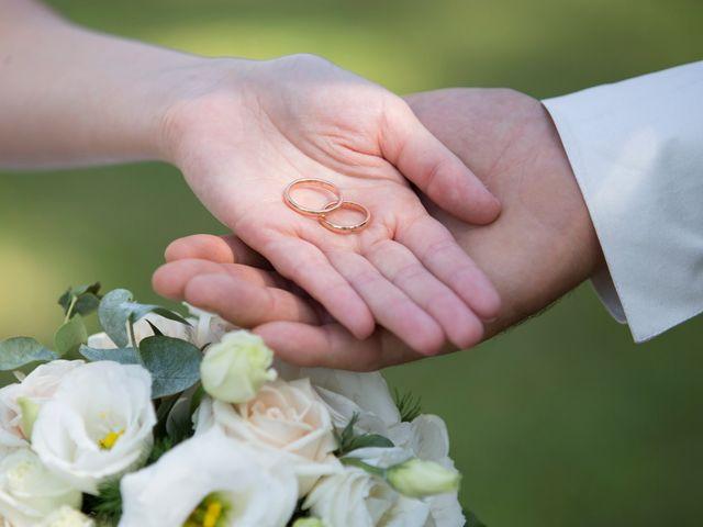 Il matrimonio di Yuri e Laura a Bereguardo, Pavia 44