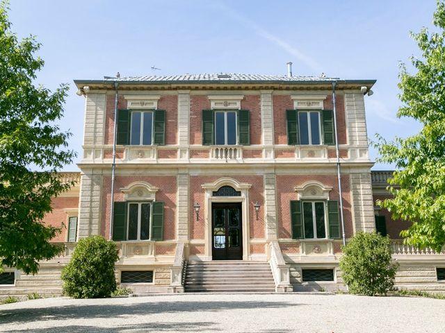 Il matrimonio di Yuri e Laura a Bereguardo, Pavia 48