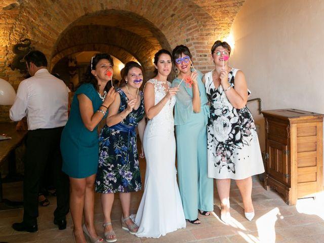 Il matrimonio di Yuri e Laura a Bereguardo, Pavia 54