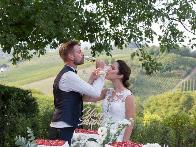 Il matrimonio di Yuri e Laura a Bereguardo, Pavia 61