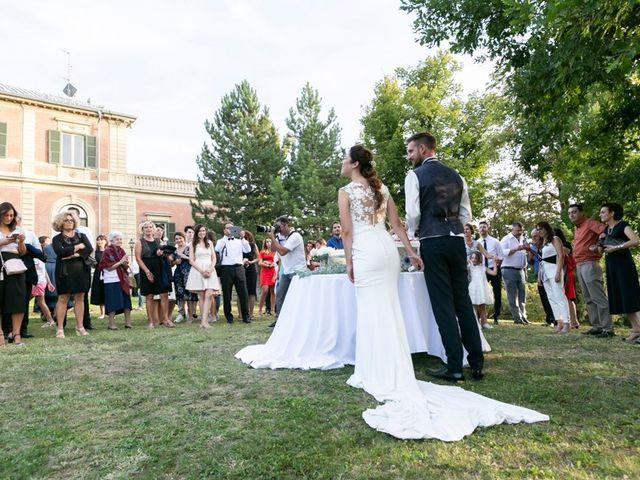Il matrimonio di Yuri e Laura a Bereguardo, Pavia 62