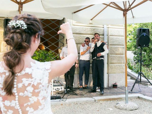 Il matrimonio di Yuri e Laura a Bereguardo, Pavia 70