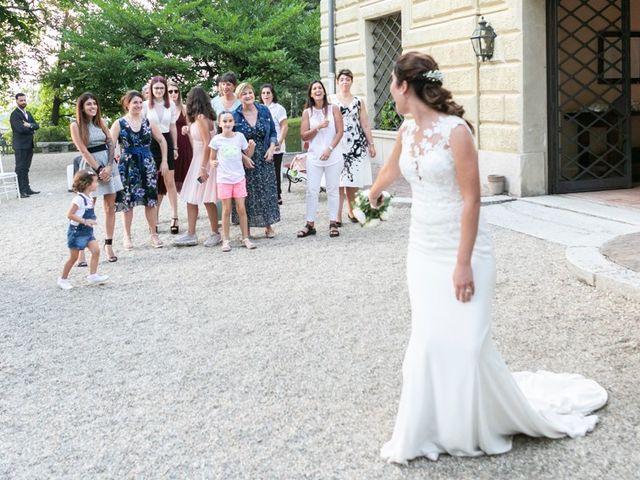 Il matrimonio di Yuri e Laura a Bereguardo, Pavia 71