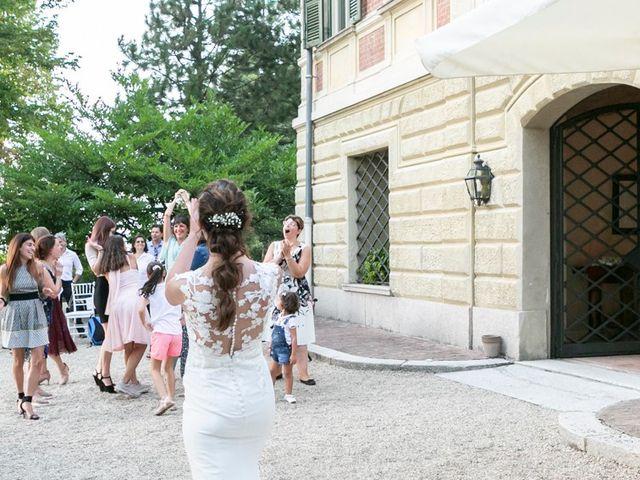 Il matrimonio di Yuri e Laura a Bereguardo, Pavia 72