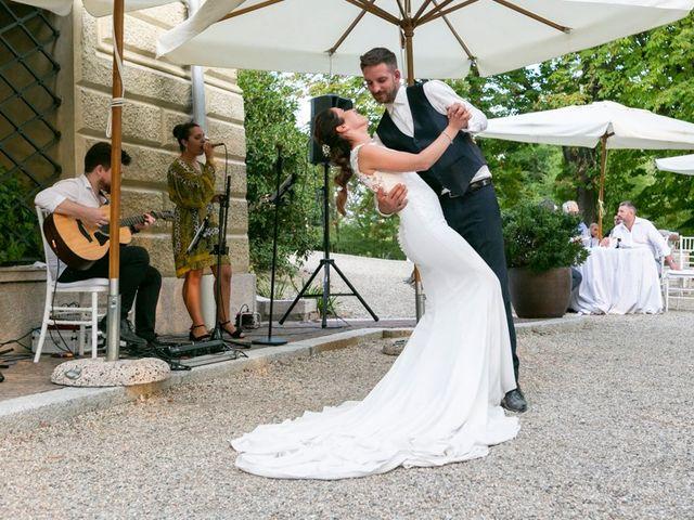 Il matrimonio di Yuri e Laura a Bereguardo, Pavia 73