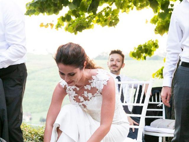 Il matrimonio di Yuri e Laura a Bereguardo, Pavia 80