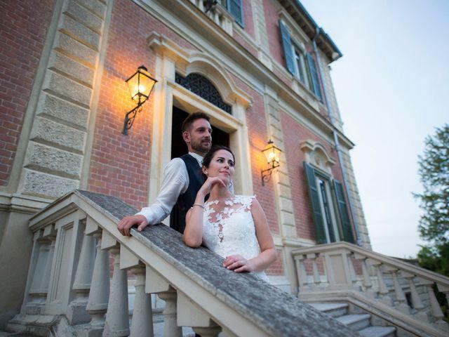 Il matrimonio di Yuri e Laura a Bereguardo, Pavia 81