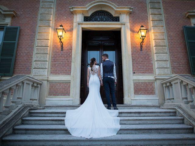 Le nozze di Laura e Yuri