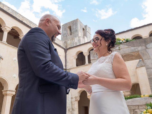 Il matrimonio di Marco e Graziella a Modica, Ragusa 6