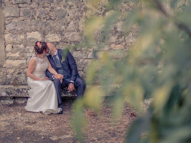 Le nozze di Graziella e Marco