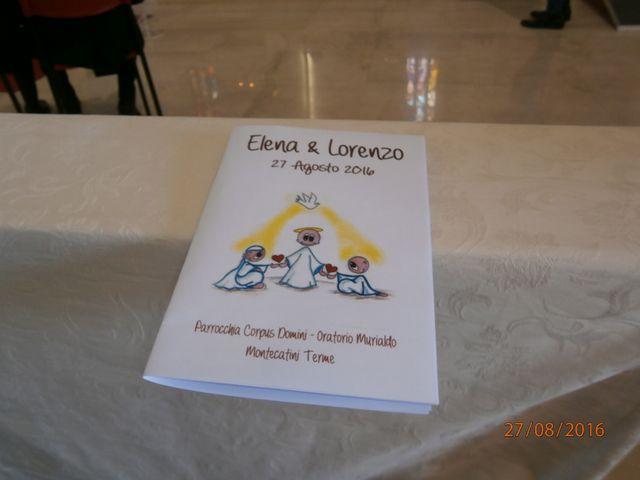 Il matrimonio di Lorenzo e Elena a Montecatini-Terme, Pistoia 7