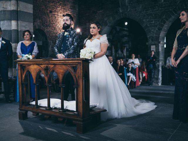 Il matrimonio di Jacopo e Julia a Portovenere, La Spezia 2