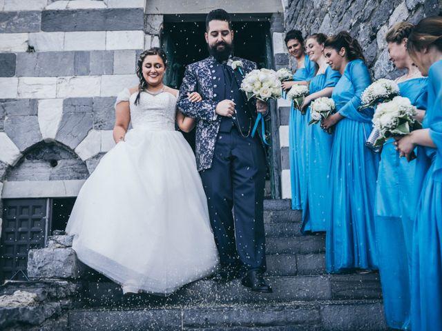 Il matrimonio di Jacopo e Julia a Portovenere, La Spezia 3