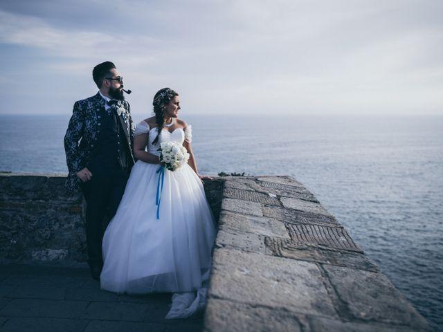 Il matrimonio di Jacopo e Julia a Portovenere, La Spezia 5