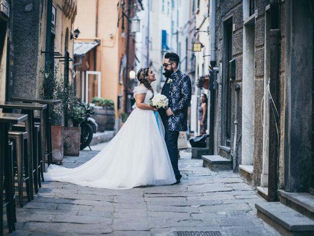 Il matrimonio di Jacopo e Julia a Portovenere, La Spezia 6