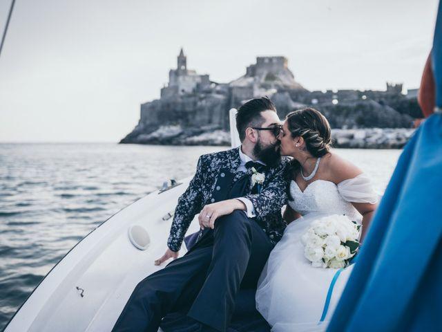 Il matrimonio di Jacopo e Julia a Portovenere, La Spezia 7