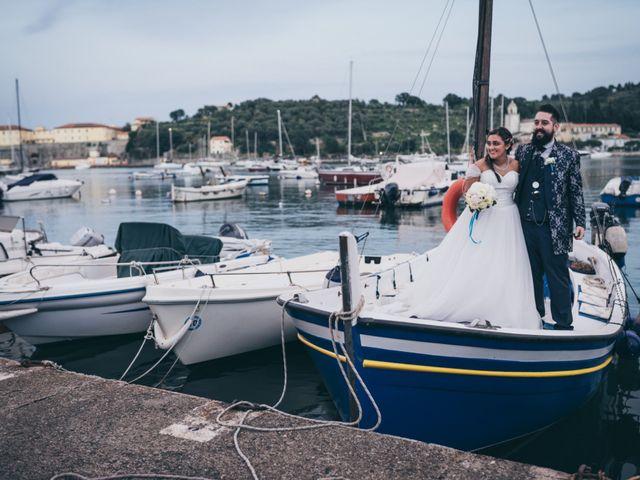 Il matrimonio di Jacopo e Julia a Portovenere, La Spezia 8