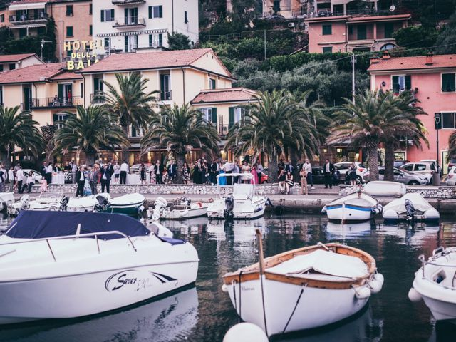 Il matrimonio di Jacopo e Julia a Portovenere, La Spezia 16