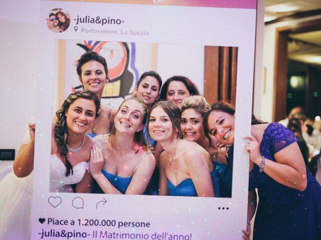 Il matrimonio di Jacopo e Julia a Portovenere, La Spezia 19