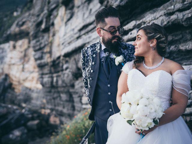Il matrimonio di Jacopo e Julia a Portovenere, La Spezia 22
