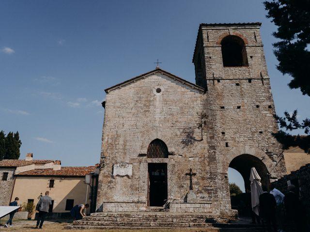 Il matrimonio di Angelo e Alessandra a Pistoia, Pistoia 49