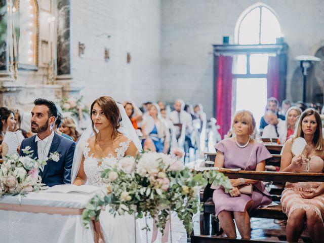 Il matrimonio di Angelo e Alessandra a Pistoia, Pistoia 59