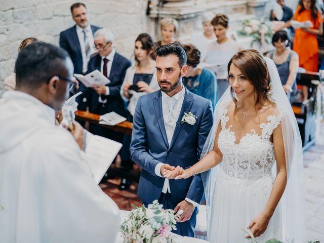 Il matrimonio di Angelo e Alessandra a Pistoia, Pistoia 62