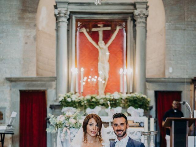 Il matrimonio di Angelo e Alessandra a Pistoia, Pistoia 72