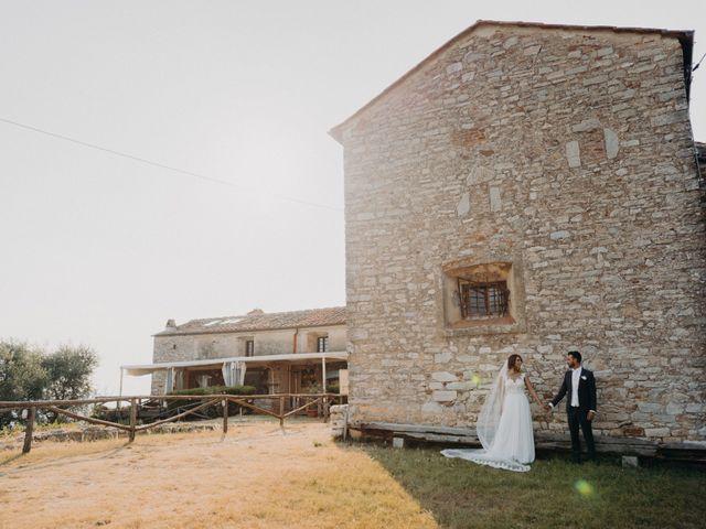 Il matrimonio di Angelo e Alessandra a Pistoia, Pistoia 80