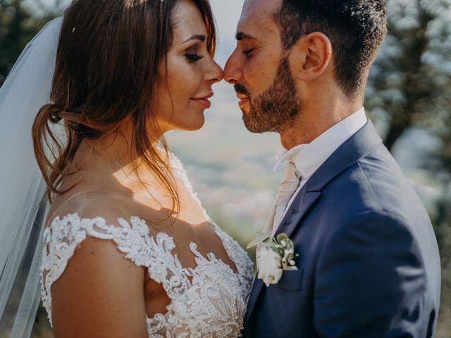 Il matrimonio di Angelo e Alessandra a Pistoia, Pistoia 86