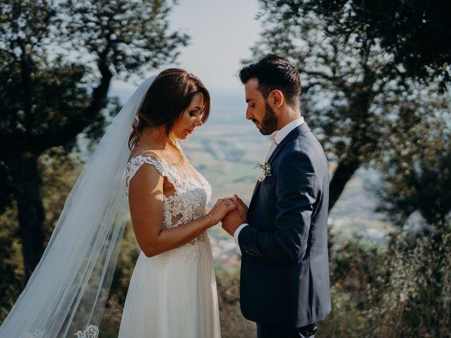 Il matrimonio di Angelo e Alessandra a Pistoia, Pistoia 88