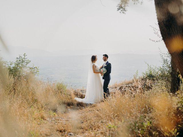 Il matrimonio di Angelo e Alessandra a Pistoia, Pistoia 95