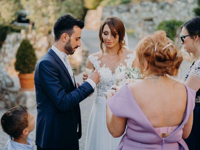 Il matrimonio di Angelo e Alessandra a Pistoia, Pistoia 104