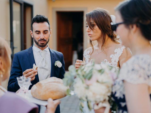 Il matrimonio di Angelo e Alessandra a Pistoia, Pistoia 106