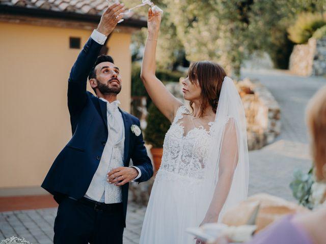 Il matrimonio di Angelo e Alessandra a Pistoia, Pistoia 107