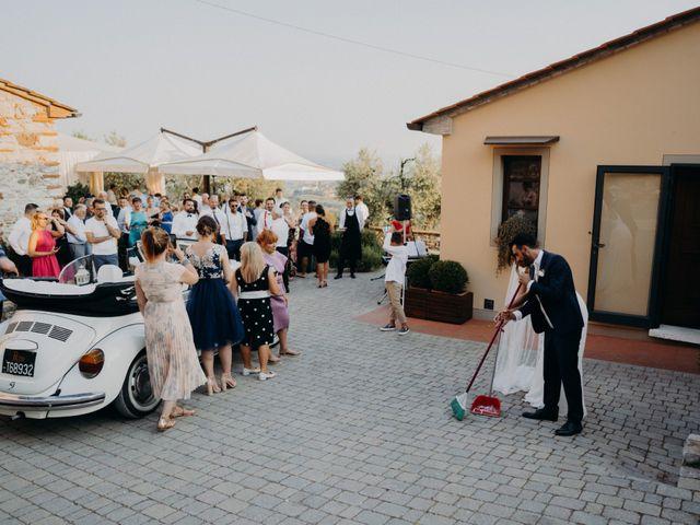 Il matrimonio di Angelo e Alessandra a Pistoia, Pistoia 108