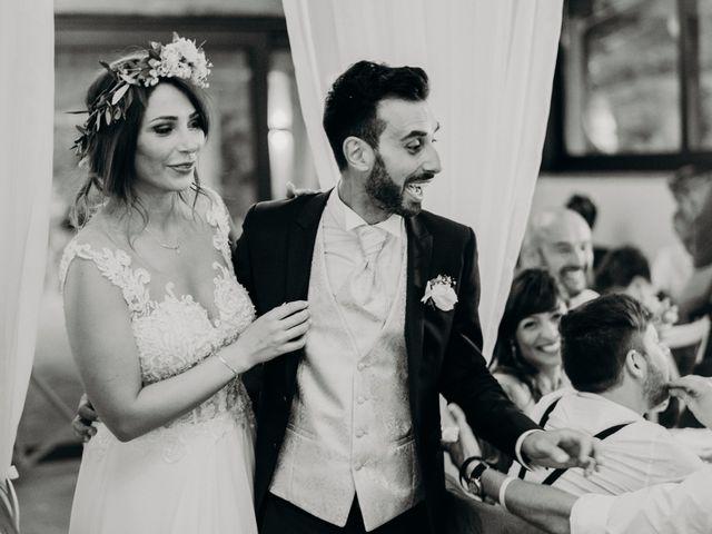 Il matrimonio di Angelo e Alessandra a Pistoia, Pistoia 127