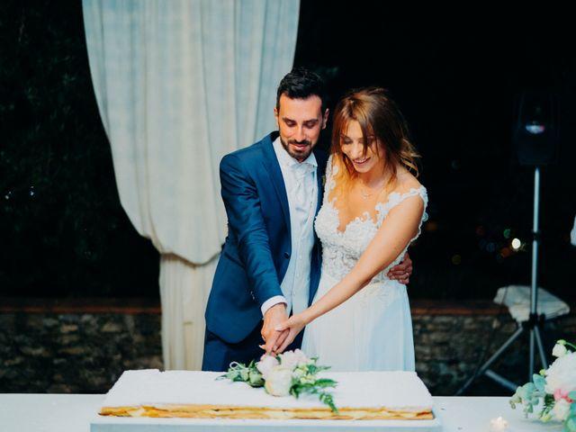 Il matrimonio di Angelo e Alessandra a Pistoia, Pistoia 133