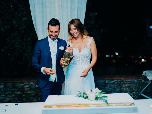 Il matrimonio di Angelo e Alessandra a Pistoia, Pistoia 134