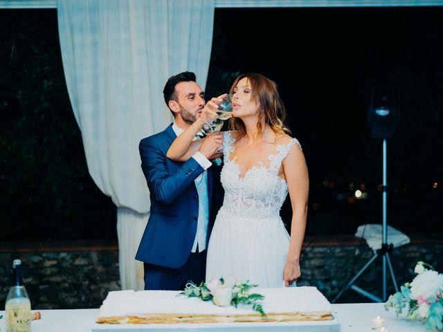 Il matrimonio di Angelo e Alessandra a Pistoia, Pistoia 135