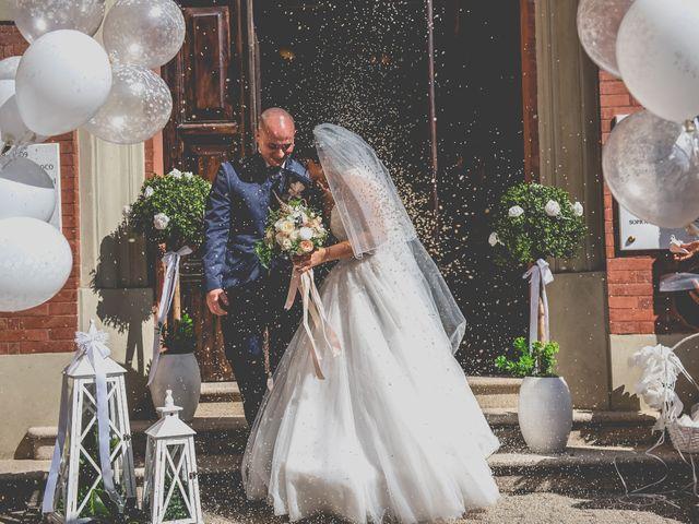 Il matrimonio di Federico e Vittoria a Bologna, Bologna 23