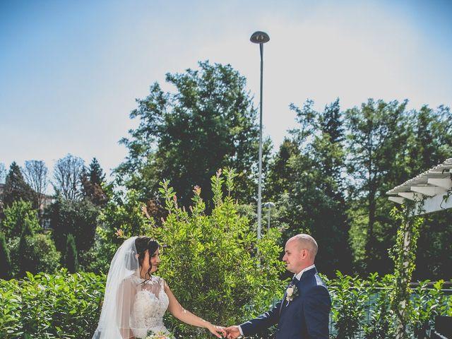 Il matrimonio di Federico e Vittoria a Bologna, Bologna 1