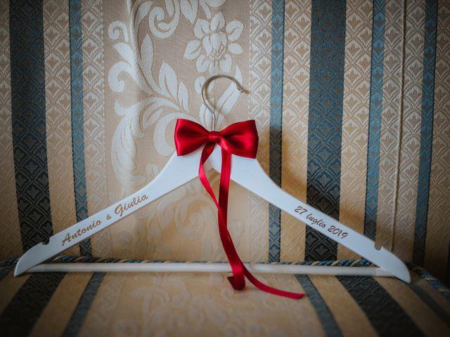 Il matrimonio di Antonio e Giulia a Avellino, Avellino 2